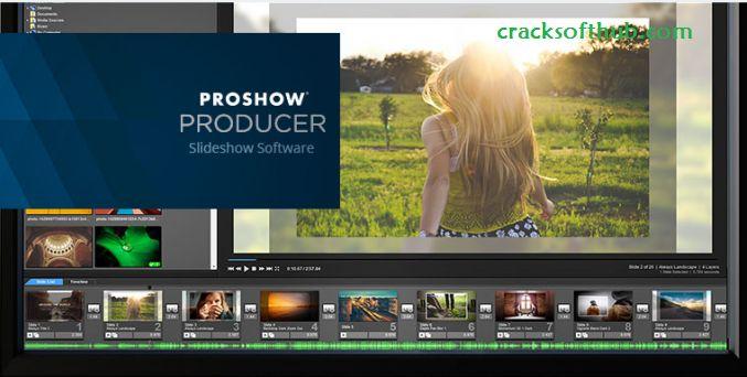 ProShow Producer Crack + Keygen Full Version Download