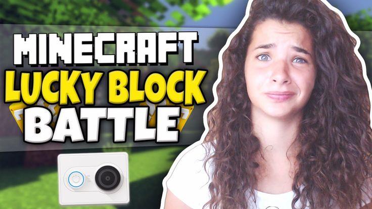 VINCI UNA VIDEOCAMERA! - Minecraft Lucky Block Battle ITA