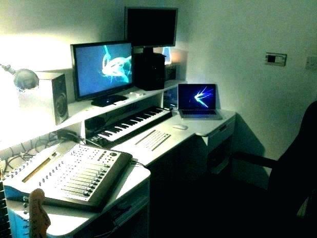 32+ Home studio desk ideas info