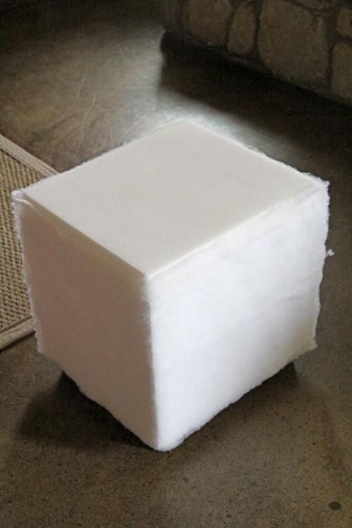 DIY Ottoman!! DIY Furniture