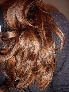 shampoing maison cheveux longs gras