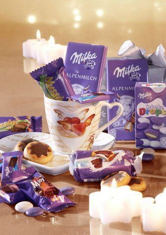 So much Milka, so little time!