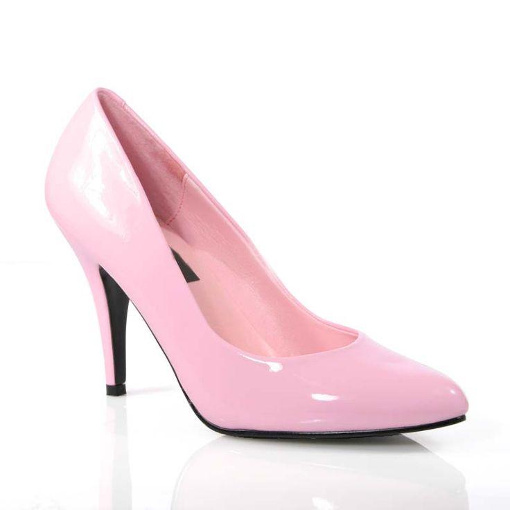 Boulevard - Zapatos con tacón mujer , color Plateado, talla 42 2/3
