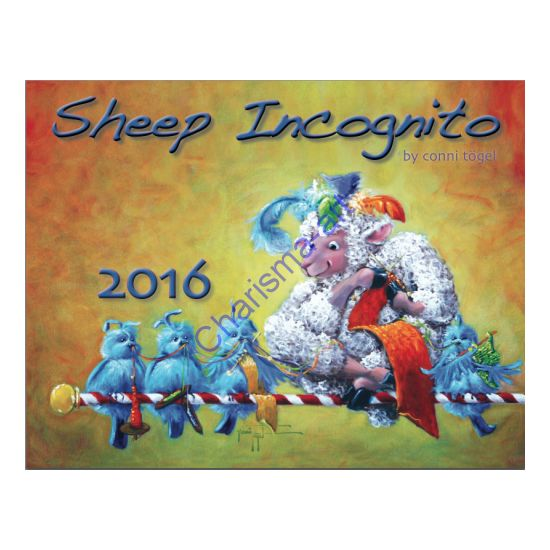 Best 75+ Sheep Incognito Art by Conni Togel images on Pinterest