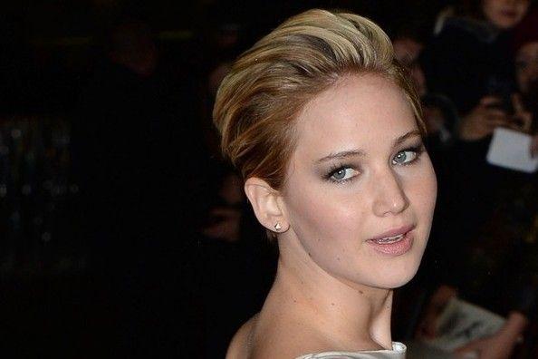 Haar-Neid des Tages: Jennifer Lawrence's Slick Pixie