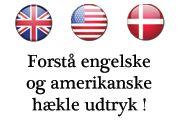 Crochet Terms = Danish - Eng (UK) - Eng (US)