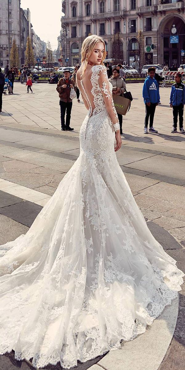 27 Fantasy Wedding Dresses From Top