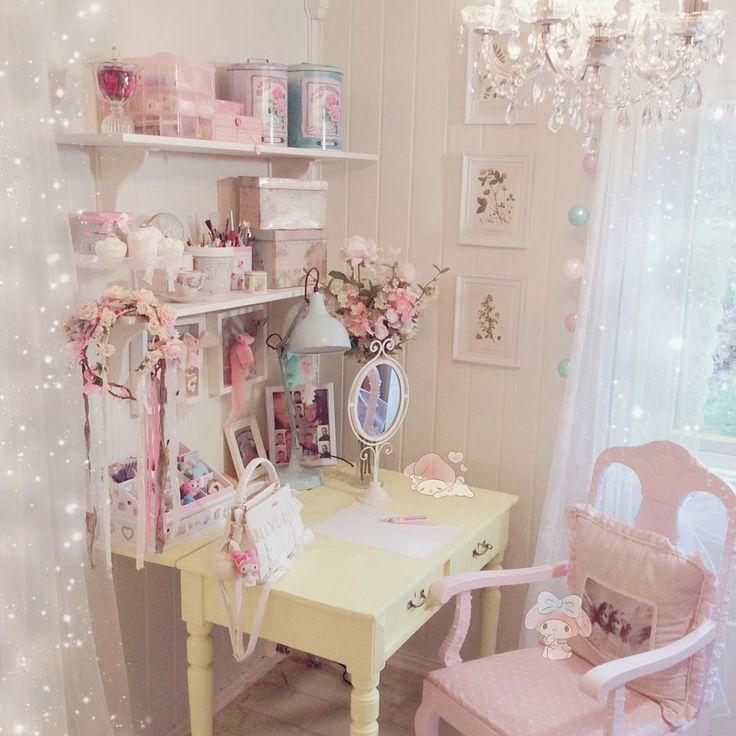 Princess room desk