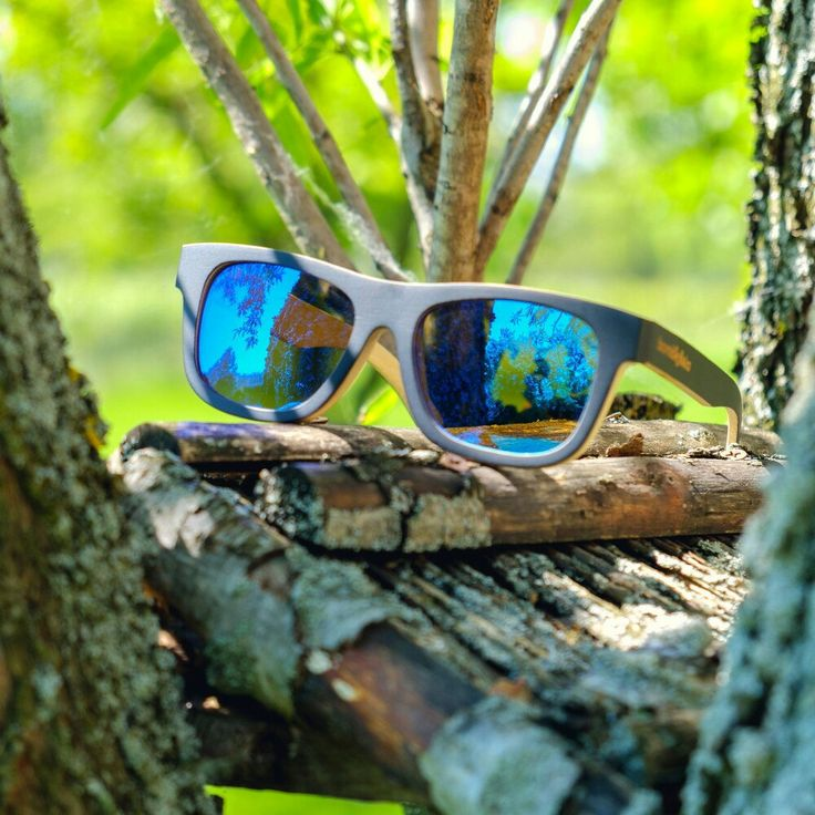 Happy Tree Friends 😎💚🌱 #bamboosunglasses