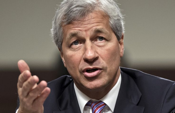 CEO of J.P Morgan James Dimon Dating Advice to Gold-diggers