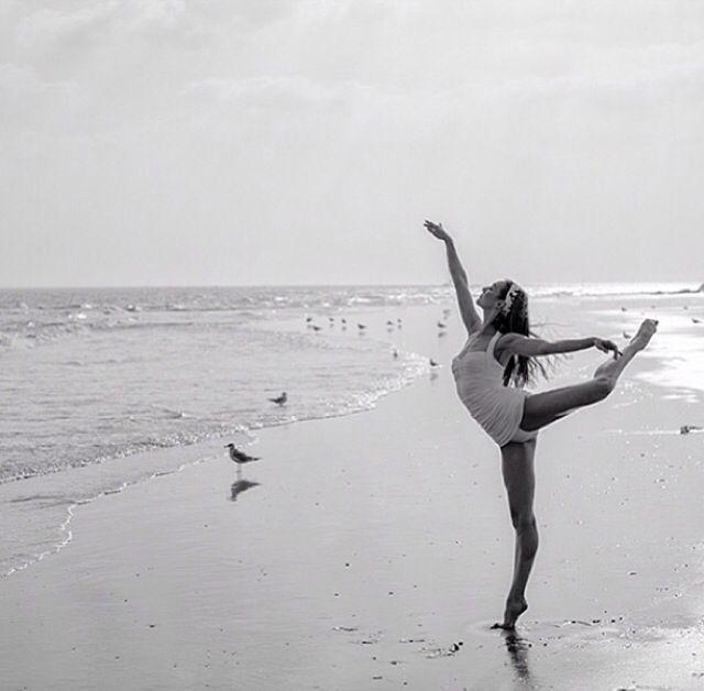 Male photoshoot inspiration ballet ballerina dance beach ocean