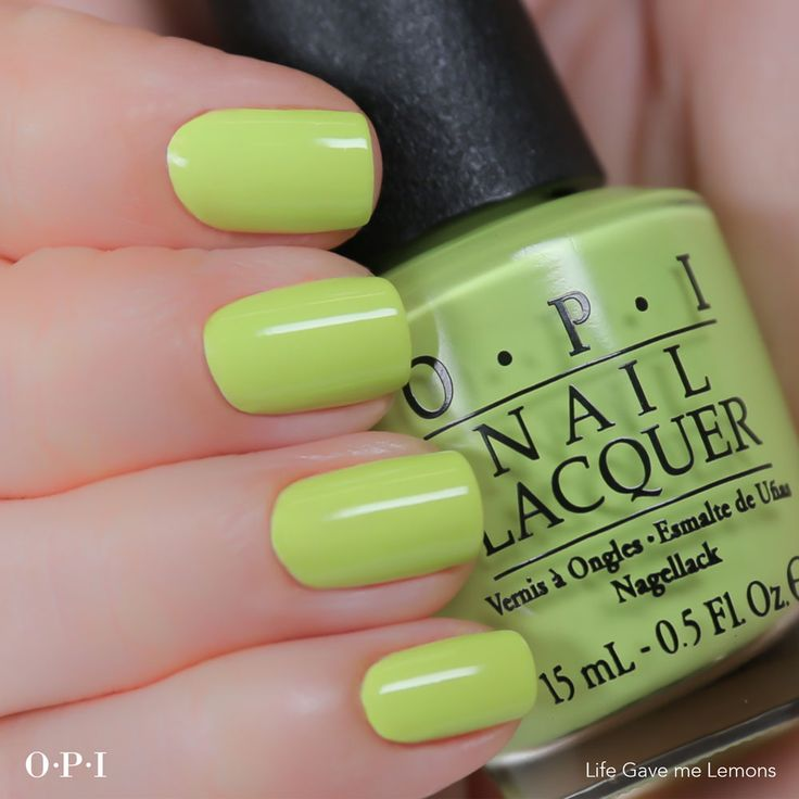 24 best OPI Neon 2014 images on Pinterest | Opi nails, Nail polish ...