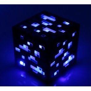 Minecraft Light-Up Diamond Ore (Blue):Amazon.co.uk:Electronics