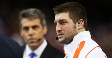 The Daily Signal:  Tebow's Not Some Freak for (Still) Praying: Lots of Americans Do, Too  No one's praying habits have attracted as much attention as former NFL player Tim Tebow's have in recent years. His public displays of faith, both… Read More