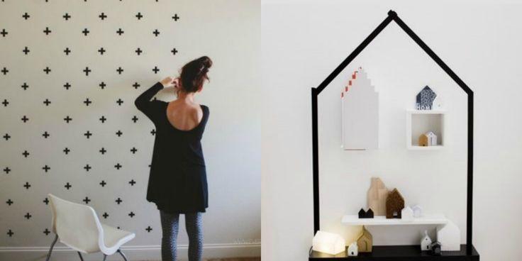 M s de 1000 ideas sobre dibujos para paredes en pinterest - Pinturas especiales para paredes ...