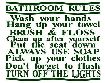 Bathroom Signs Cleanliness 26 best cleanliness & restroom quotes images on pinterest