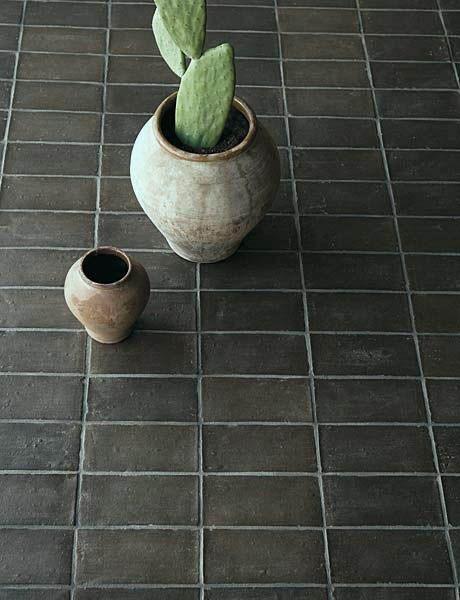 sierra black terracotta tiles - Terra Cotta Tile Canopy 2015