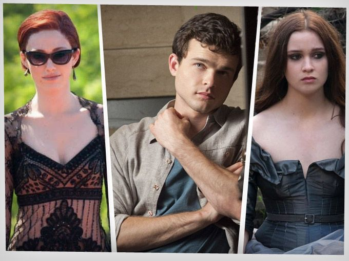 Interview with the cast of Beautiful Creatures