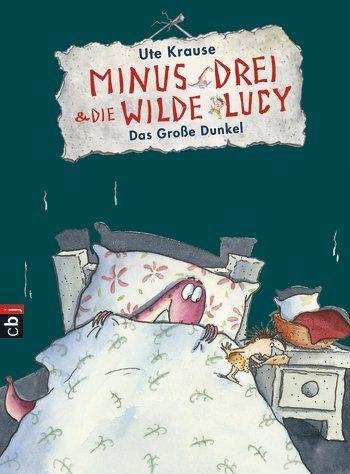 """""""Minus Drei und die Wilde Lucy - Das große Dunkel"""" ist das neueste Abenteuer des kleinen Dinos. Buchtipp für Kinder ab 4."""