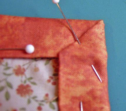 Cómo hacer esquinas biseladas para Bindings - CraftStylish