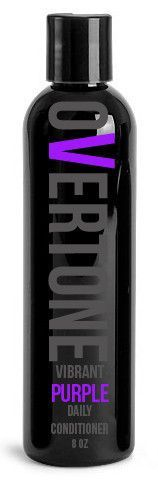 Vibrant Purple Daily Conditioner | Overtone Haircare