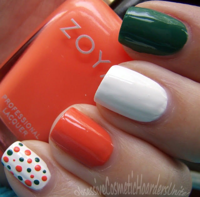The 66 best NAILS images on Pinterest | Irish nails, Easy nail art ...