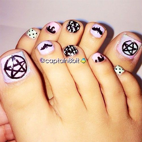 i am unfolding before you halloween toe nail art designs ideas trends u0026 stickers of