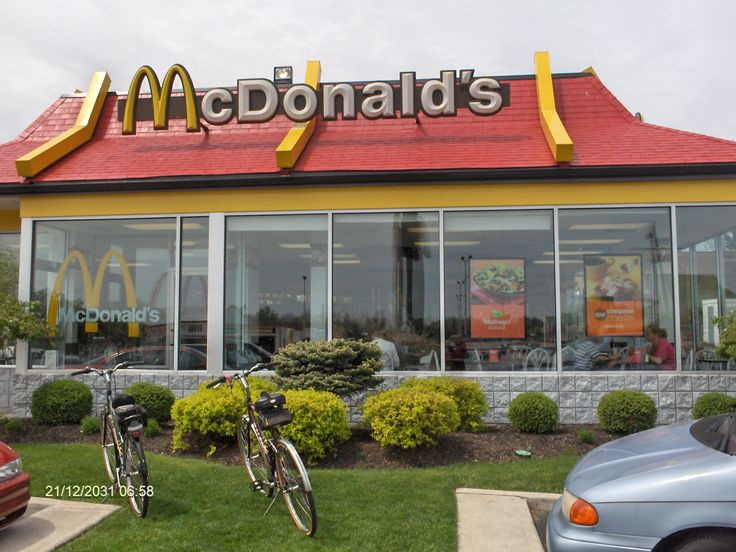 Mc Donald's is my favorite fast food restaurant. This store take all my money because they food is cheap.