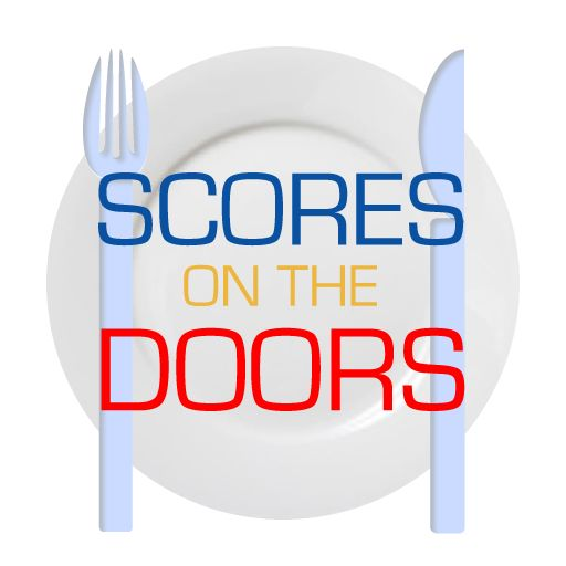 Food Hygiene for the UK, Scores On The Doors