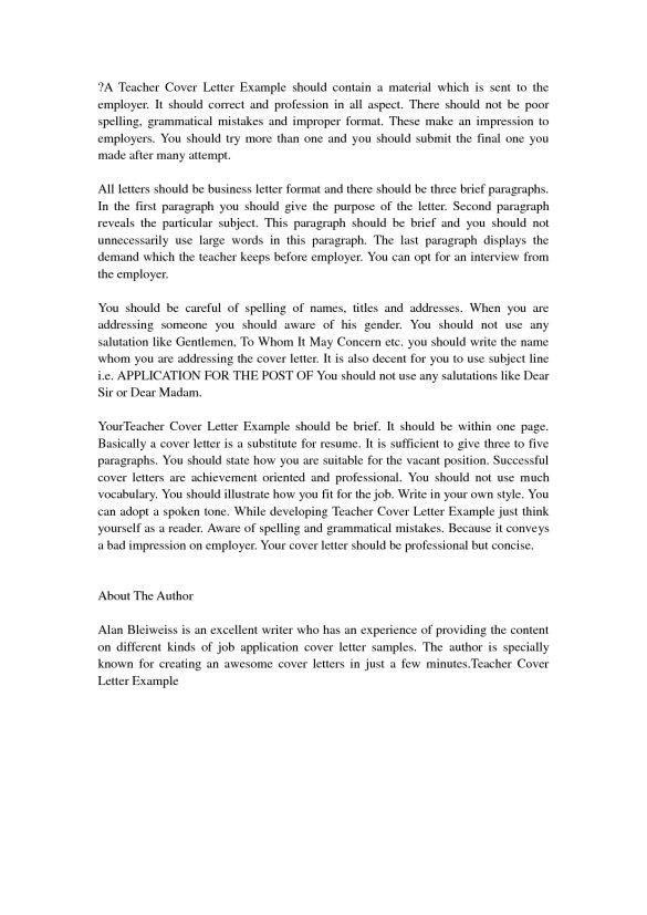 25+ melhores ideias de Teaching assistant cover letter no Pinterest - resume teaching assistant