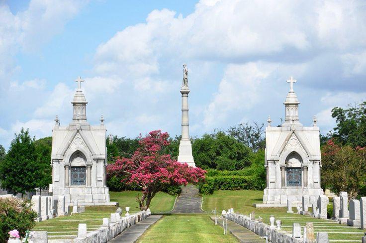 Metairie Cemetery La Nouvelle Orl Ans Pinterest