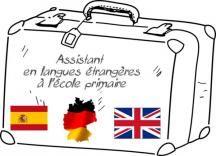 PRIMLANGUES  Cette mallette pédagogique complète les différents documents conçus pour faciliter la tâche de l'assistant dans l'enseignement d'une langue étrangère pendant les sept mois de son séjour en France. C'est une nouvelle version adaptée et conforme dans ses orientations aux nouveaux programmes de 2007.
