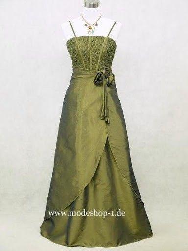 Abendkleid Majuro in Grün