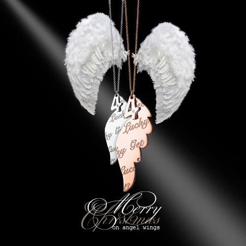 This angel wing charm offers you heavenly style in so incredibly chic way. You will love this so- Lucky Charm. #oxette #charm #2014