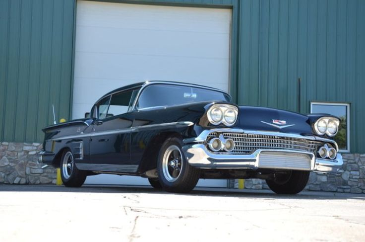 1958 Chevrolet Impala for Sale - Image 1 of 50