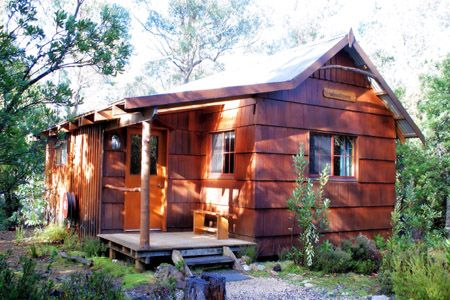Secluded Wilderness Cabin Accommodation Cradle Mountain Tasmania Australia
