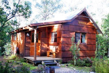 Secluded Wilderness Cabin Accommodation Cradle Mountain Tasmania Australia