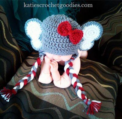 Creative Crochet Hat Patterns | Katie's Crochet Goodies and Crafts