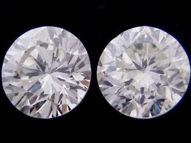 CERTIFIED AUST DIAMONDS 0.315 CTS VALUATION $735.00 #48037 Australian diamond, certified diamonds