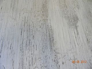 DIY Painted Plywood Floor..love it!