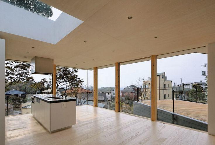 shogo aratani architect / krampon house, hyogo 荒谷省午建築研究所   兵庫の住宅