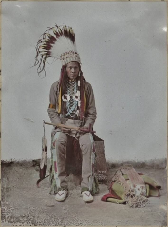 Algy - Yakama - 1907