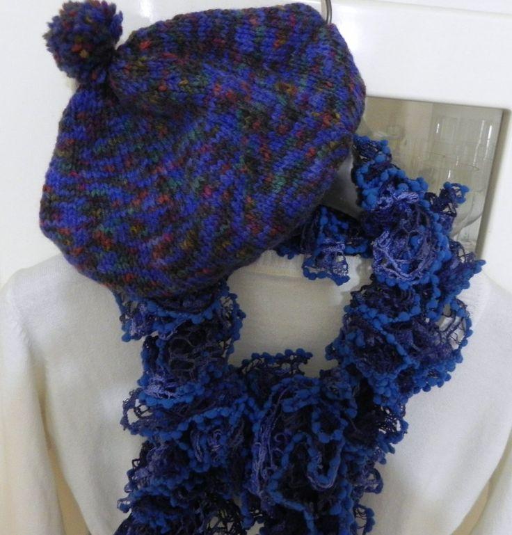 Cappello e sciarpa   fatti a mano , by Nuvola rossa, 14,50 € su misshobby.com