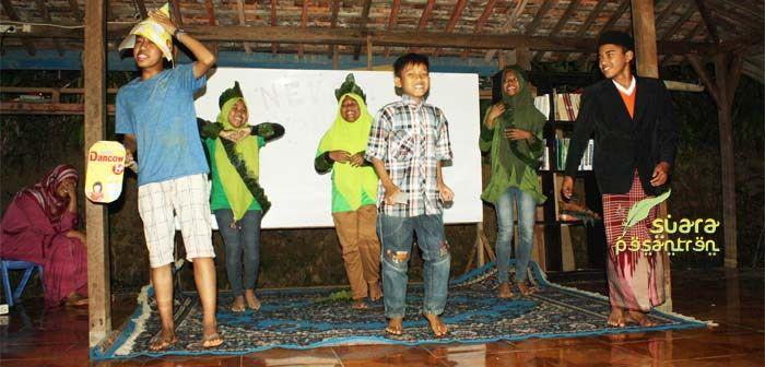 Muhadoroh ala Pondok Pesantren As Salam, Puncak Bogor