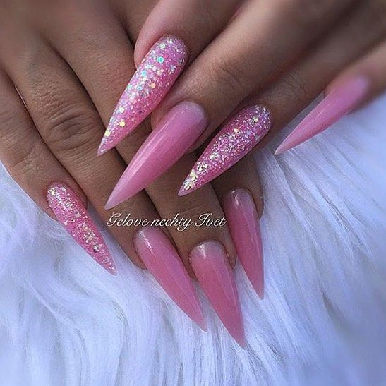 "2,202 Likes, 9 Comments - Stiletto Nails (@stilettosuicide) on Instagram: ""@ivet_nails #stilettosuicide #nailporn #stilettonails"""