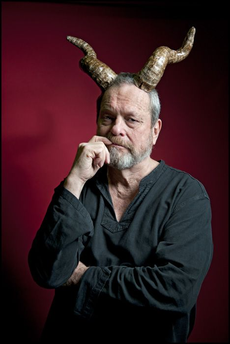 "Terrence Vance ""Terry"" Gilliam (born 22 November 1940) is an American-born British screenwriter, film director, animator, actor and member of the Monty Python comedy troupe."