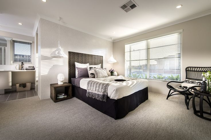 Homebuyers Centre - Liberty Display Home Bedroom