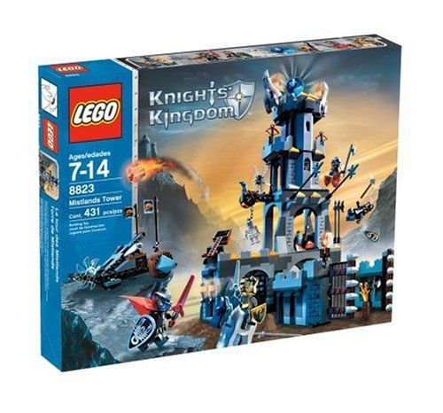 LEGO Knights Kingdom Mistlands Tower -- More info could be found at the image url.