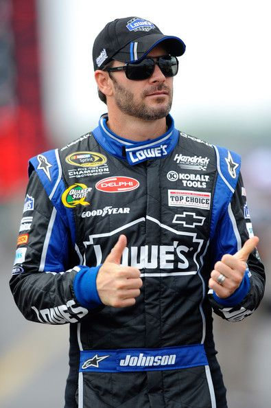 Jimmie Johnson #48 Chicago 1st chase race results. Started: 9th Finished: 5th, dropped from 2nd to 3rd, -11 points behind 1st