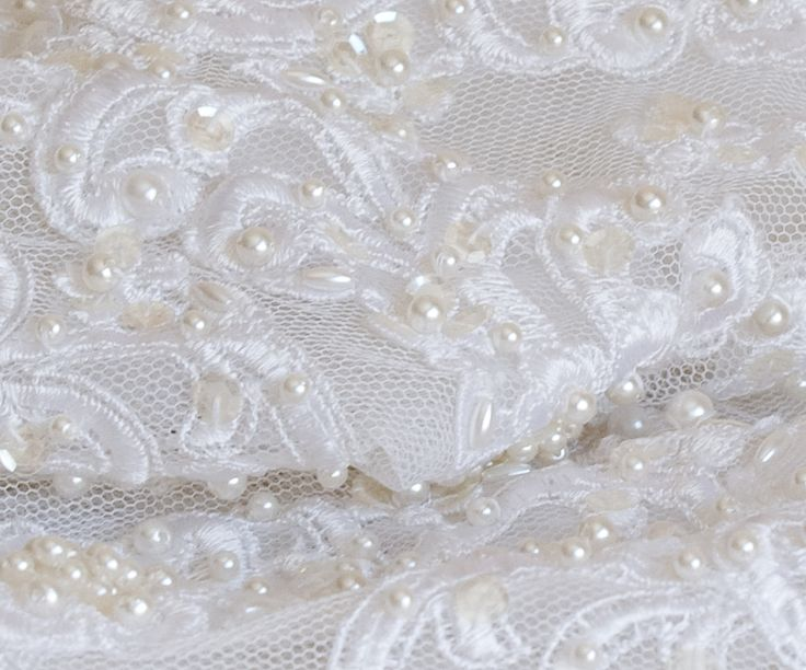 Lace and Pearls